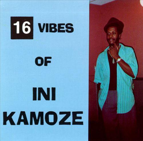 16 Vibes of Ini Kamoze