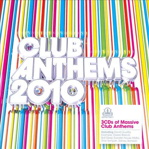 Club Anthems 2010