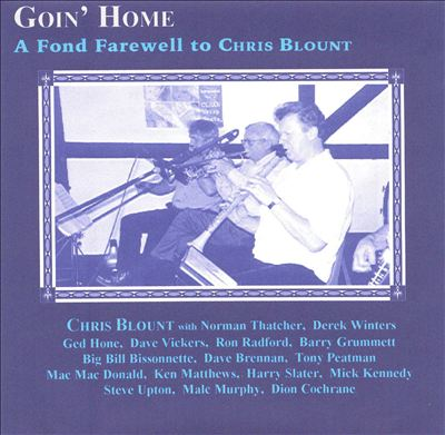 Goin' Home: A Fond Farewell to Chris Blount