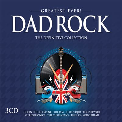 Greatest Ever! Dad Rock