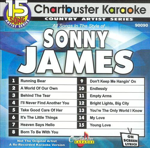 Chartbuster Karaoke: Sonny James
