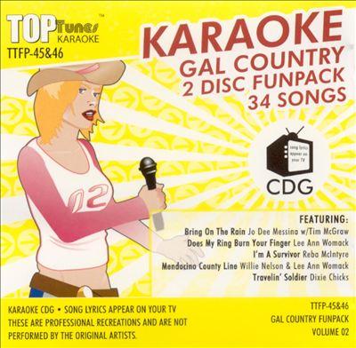 Top Tunes: Gal Country Funpack, Vol. 2