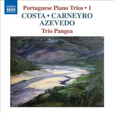 Portuguese Piano Trios, Vol. 1: Costa, Carneyro, Azevedo