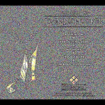 Best of John Lee Hooker [Essentials]