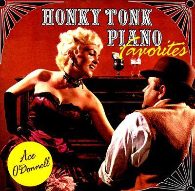Honky Tonk Piano Favorites