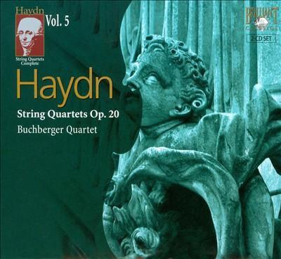 Haydn: String Quartets, Op. 20