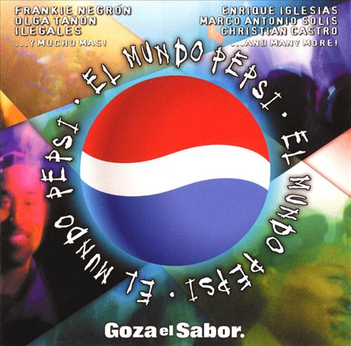 El Mundo Pepsi: The Latin Compilation of the Year