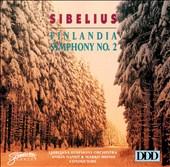 Sibelius: Finlandia; Symphony No. 2