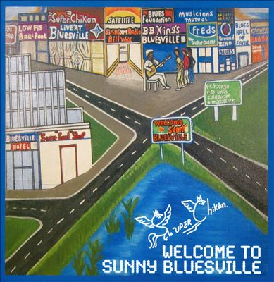 Welcome To Sunny Bluesville