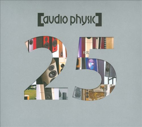 Audio Physic: 25 Years, Vol. 1