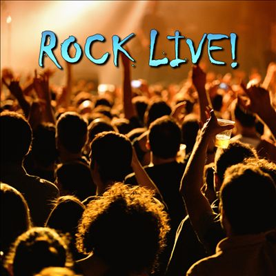Rock Live! [Universal]