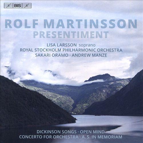 Rolf Martinsson: Presentiment