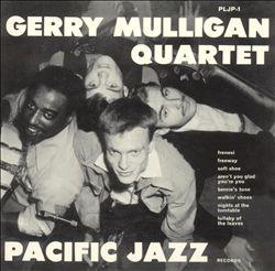Gerry Mulligan Quartet, Vol. 1