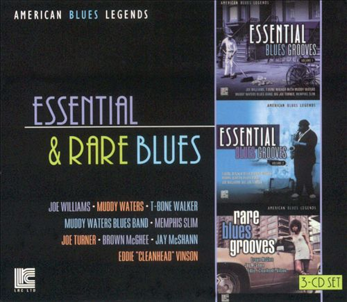 Essential and Rare Blues Grooves