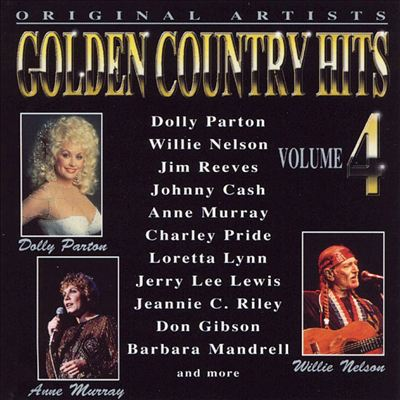 Golden Country Hits, Vol. 4