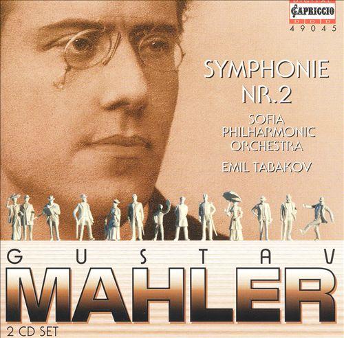 Mahler: Symphonie Nr. 2