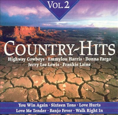Country Hits, Vol. 2 [Euro Trend]