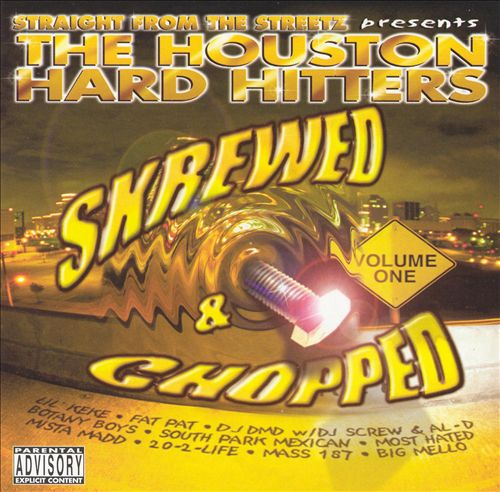 Straight from the Streets Presents Houston Hard Hitters, Vol. 1 [#1]