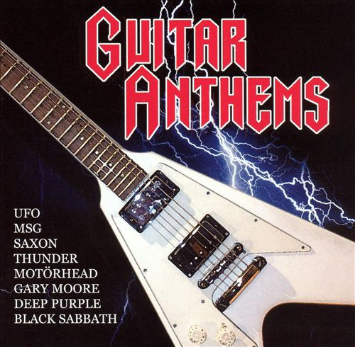 Greatest Guitar Anthems