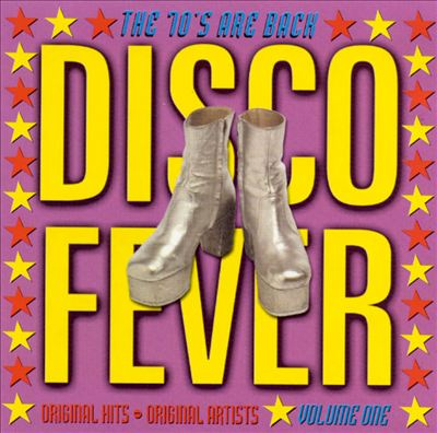 Disco Fever, Vol. 1 [Dressed to Kill]