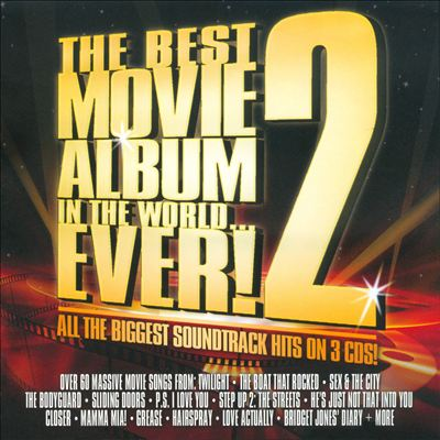 The Best Movie Album in the World... Ever! 2