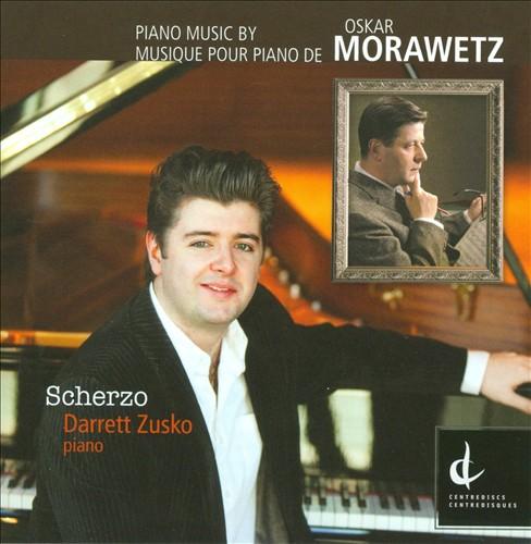 Piano Music By Oskar Morawetz