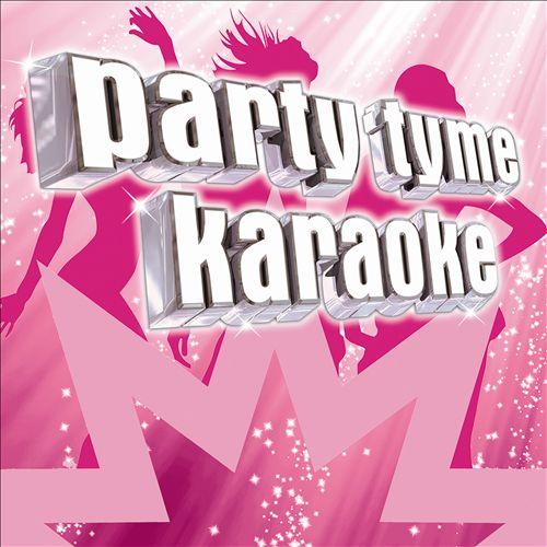 Party Tyme Karaoke: Pop Female Hits 3