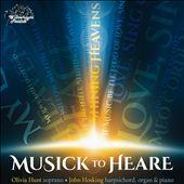 Musick to Heare