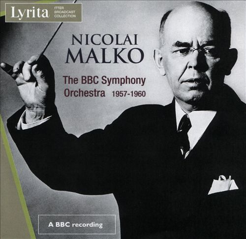 Nicolai Maiko conducts the BBC Symphony Orchestra, 1957-1960
