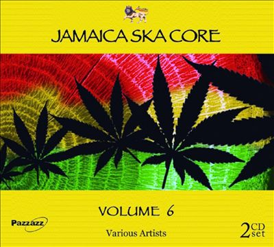 Jamaica Ska Core, Vol. 6