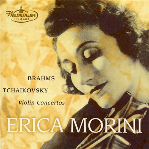Brahms: Violin Concerto, Op. 77; Tchaikovsky: Violin Concerto, Op. 35