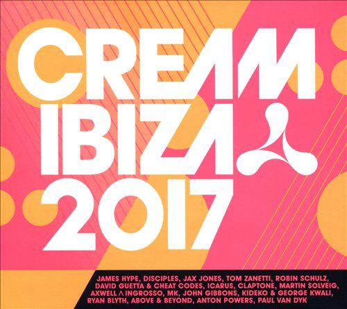 Cream Ibiza 2017