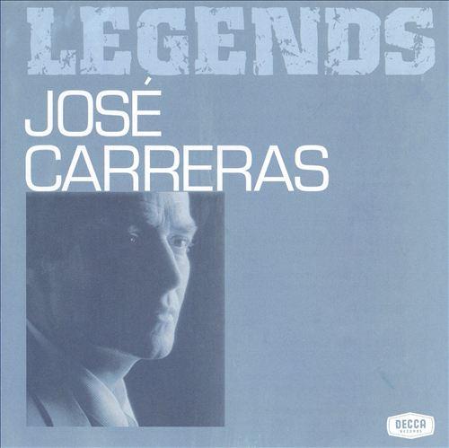 Legends: José Carreras