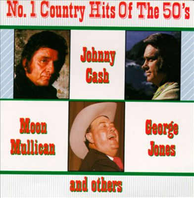 No. 1 Country Hits of the 50's