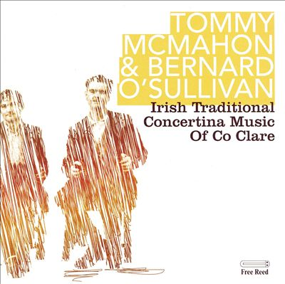 Irish Traditional Concertina Music of Co. Clare