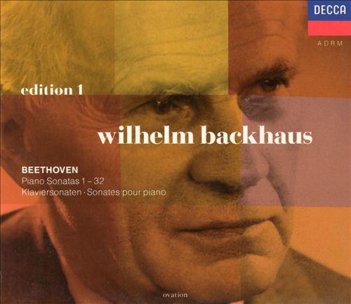Beethoven: Piano Sonatas 1-32 [Box Set]