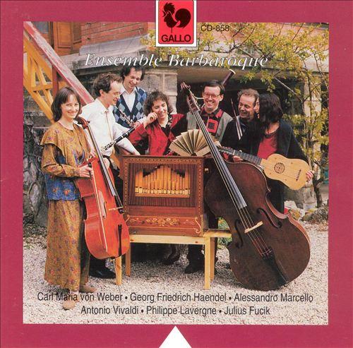 Music for Barrel Organ
