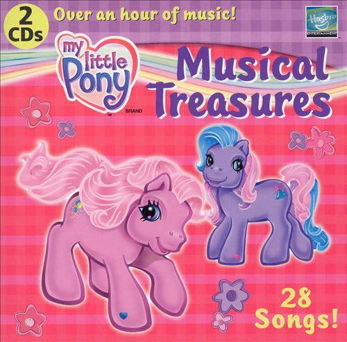 My Little Pony: Musical Treasures