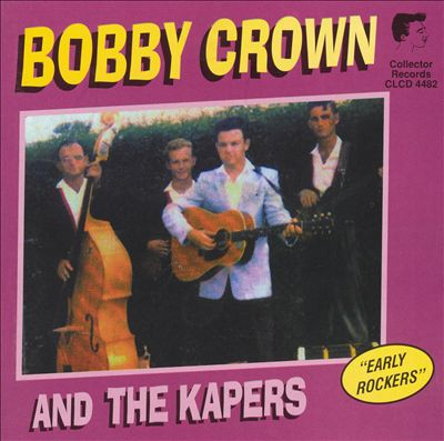 Bobby Crown and the Kapers