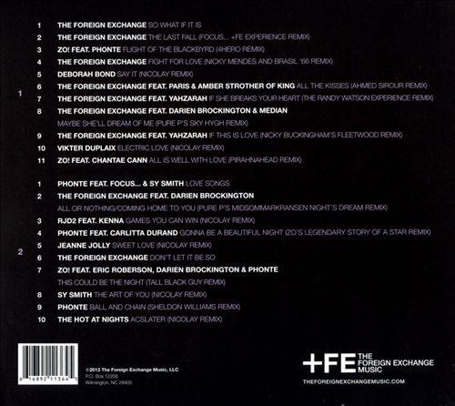 +FE Music: The Reworks