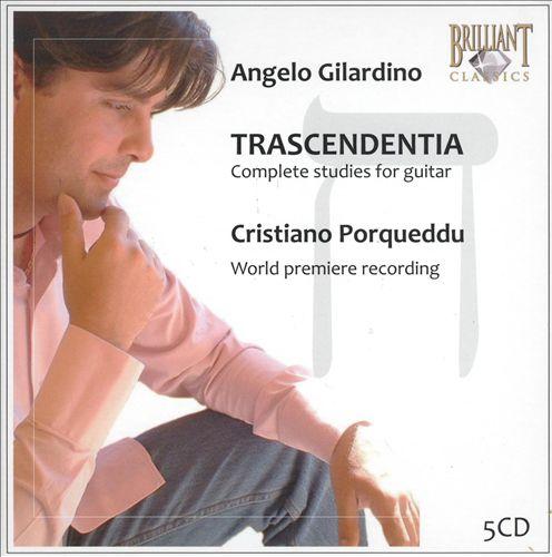 Angelo Gilardino: Trascendentia