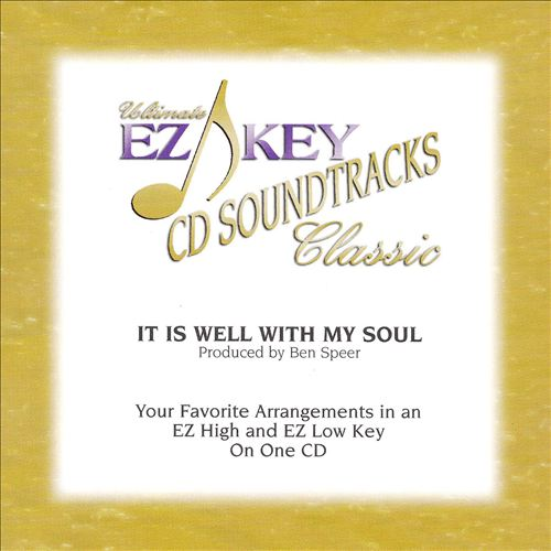 Karaoke: It Is Well with My Soul EP