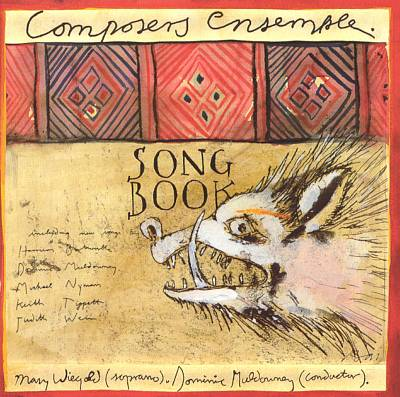 Mary Wiegold's Songbook
