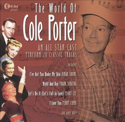 World of Cole Porter [K-Tel UK]