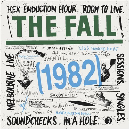 The Fall: 1982