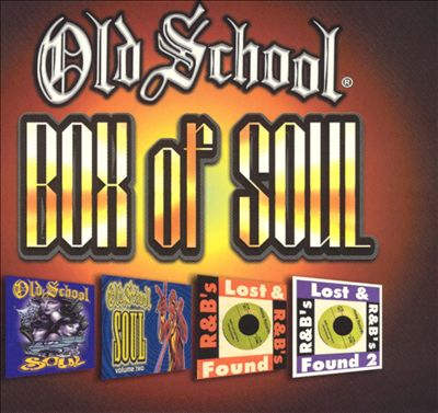 Old School Box of Soul