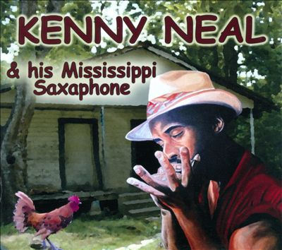 Kenny Neal & His Mississippi Saxaphone