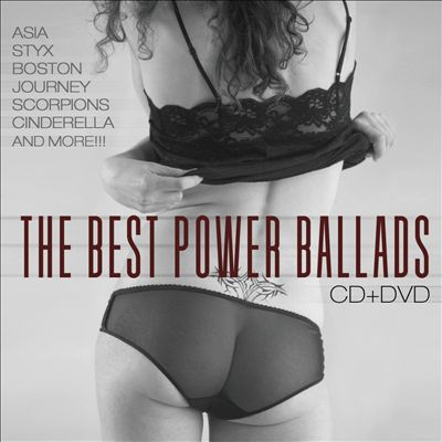 The Best Power Ballads (Sound & Vision)