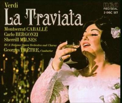 LA Traviata Complete