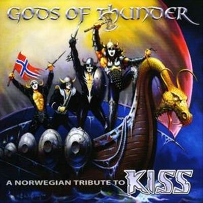 Gods of Thunder: A Norwegian Tribute to Kiss